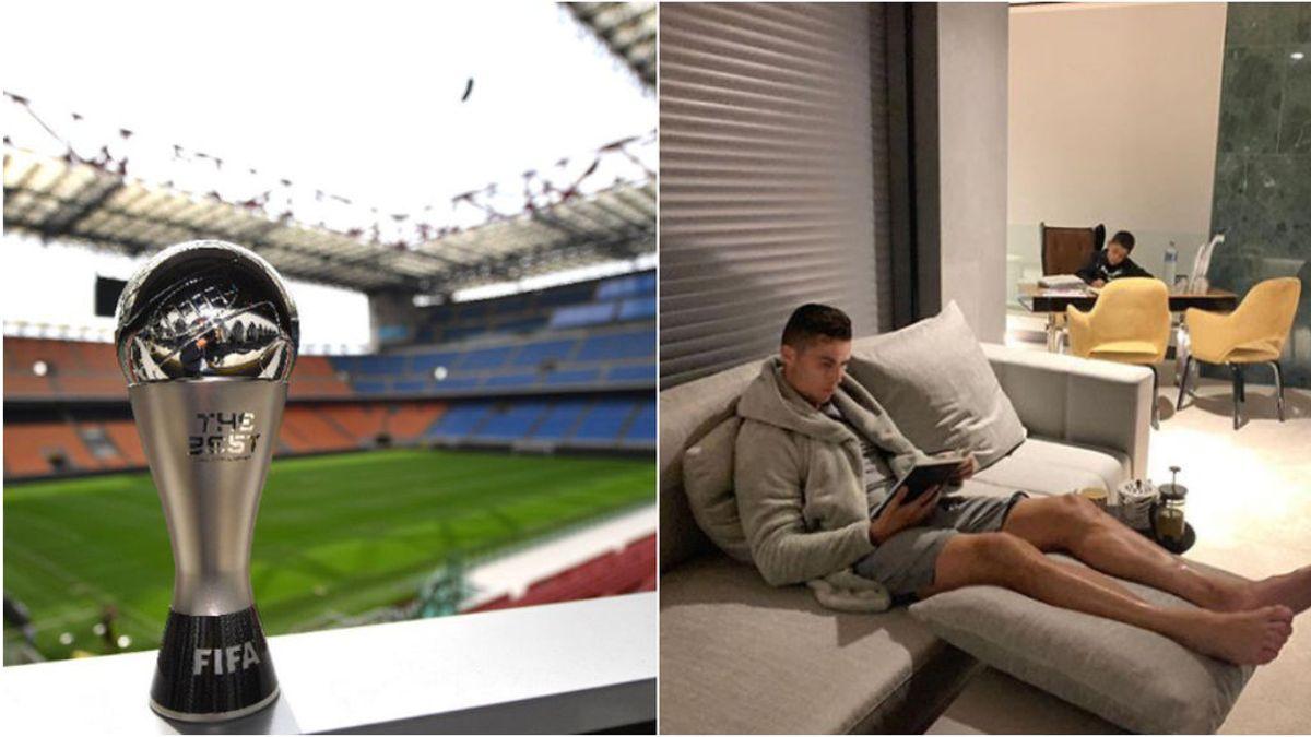 Cristiano comparte un mensaje motivacional en redes después de ser baja en el 'The Best'