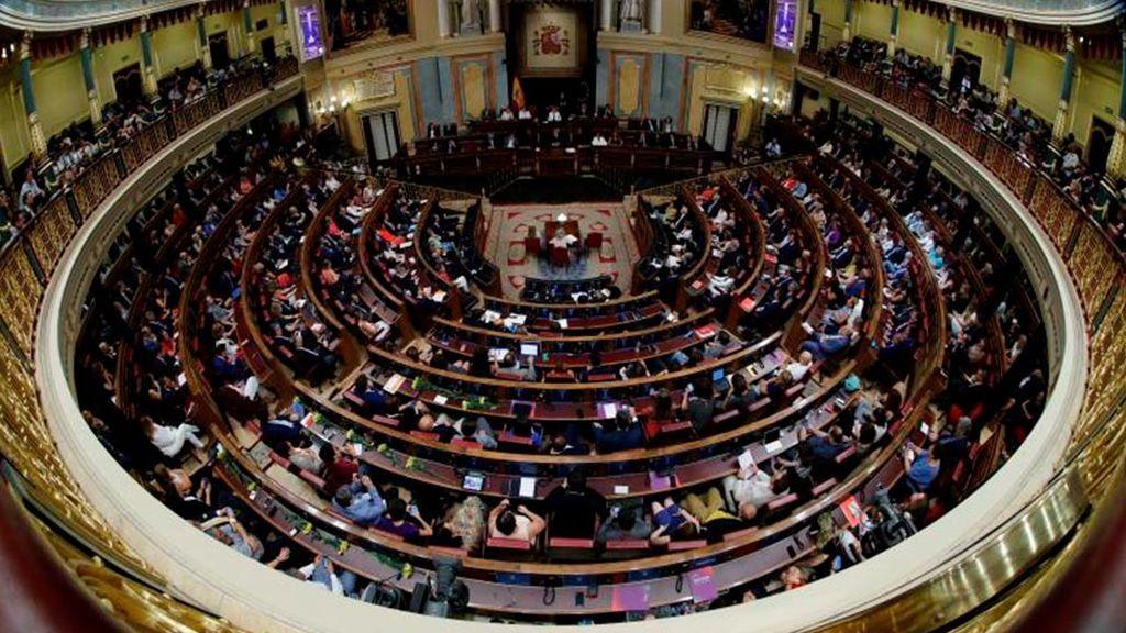 El 3 de diciembre comenzará la XIV Legislatura