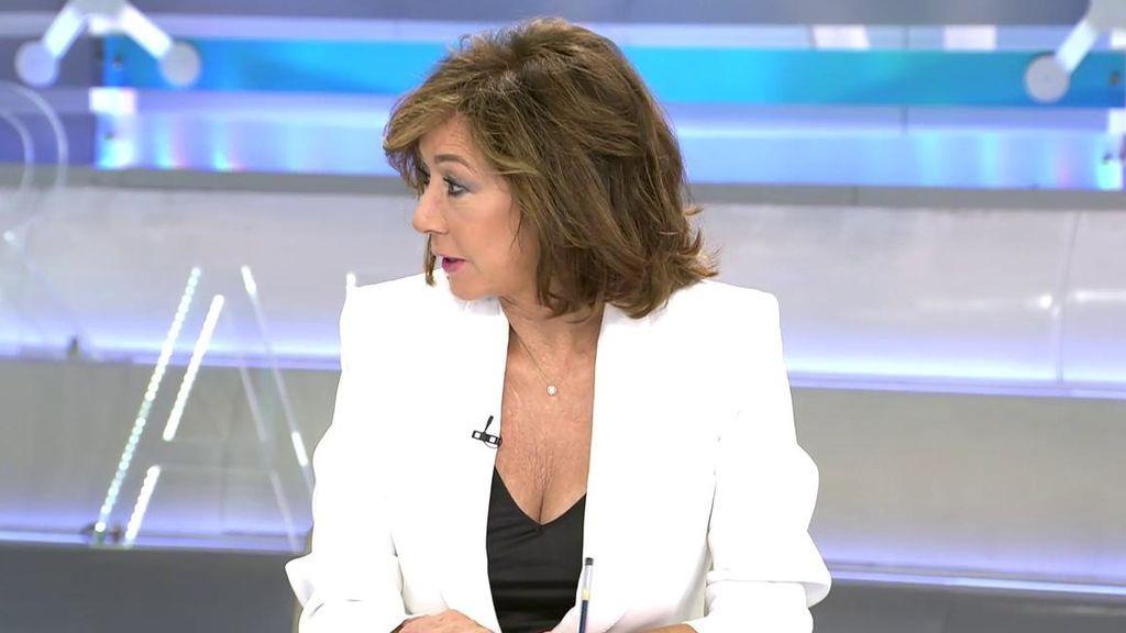 Ana Ros allama a Torra mamarracho