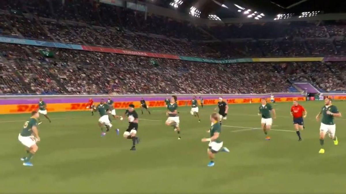 La increíble repetición en 3D de una jugada de los 'All Blacks' que asombra al mundo del deporte