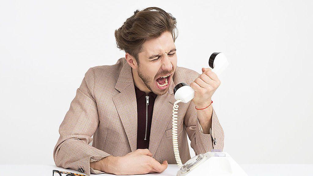 Si tu jefe te grita, ten compasión de él: tiene la autoestima por los suelos