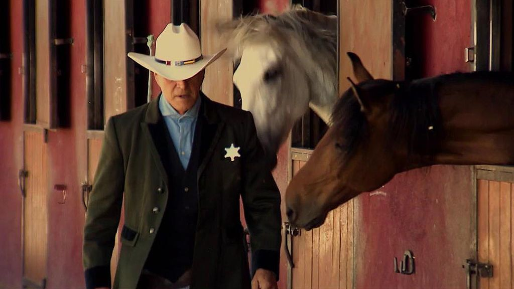 Kiko Matamoros sheriff