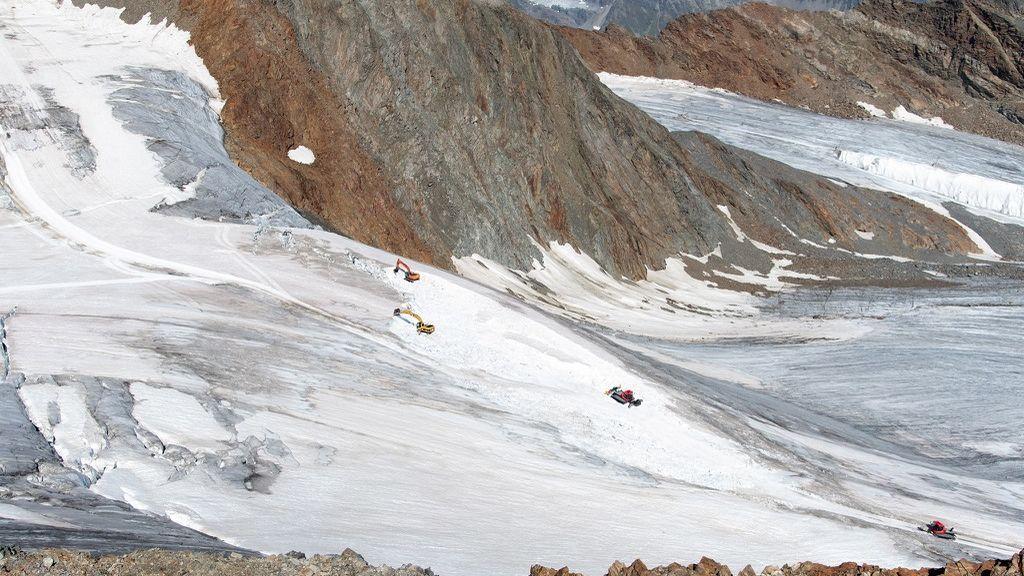 2019 08 27 Pitztal_Bauarbeiten am Gletscher ©WWF_VincentSufiyan9