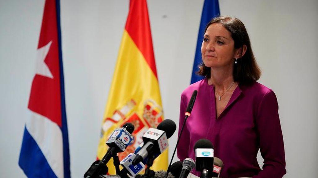 Maroto asegura que hay al menos 53.000 turistas afectados por la quiebra de Thomas Cook en España