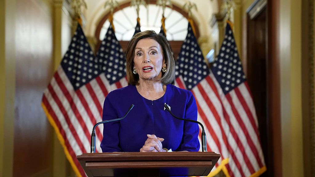 Nancy Pelosi activa el proceso de 'impeachment' contra Donald Trump