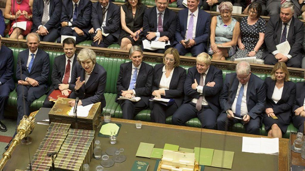 La UE y Boris Johnson llegan a un acuerdo para evitar un Brexit duro