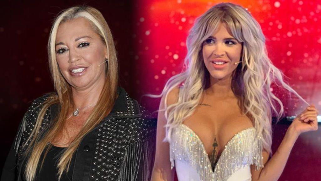 Belén Esteban e Ylenia enloquecen al público de 'El Debate de GH VIP' con un baile improvisado