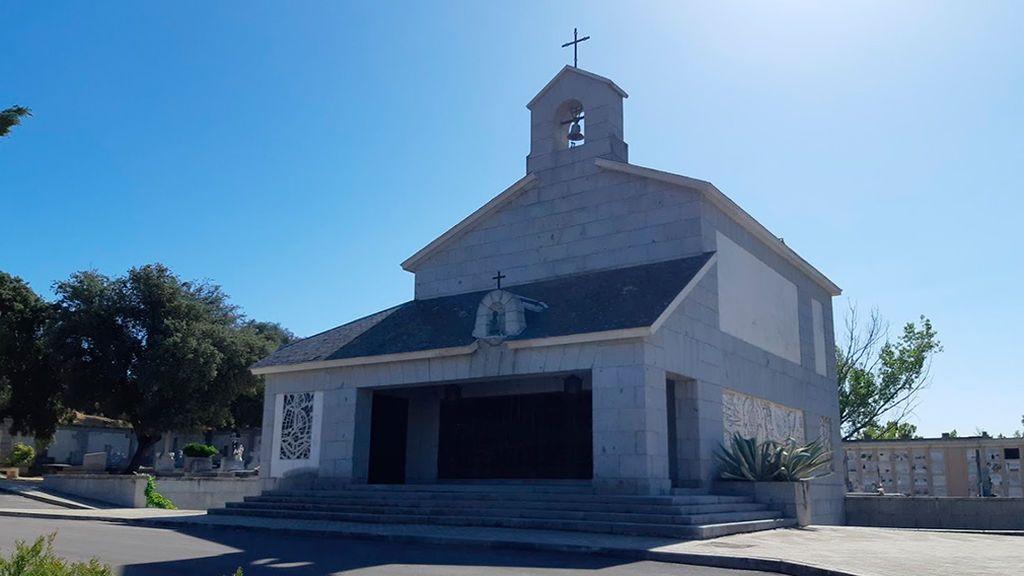 Mingorrubio: un pequeño y tranquilo cementerio... hasta ahora