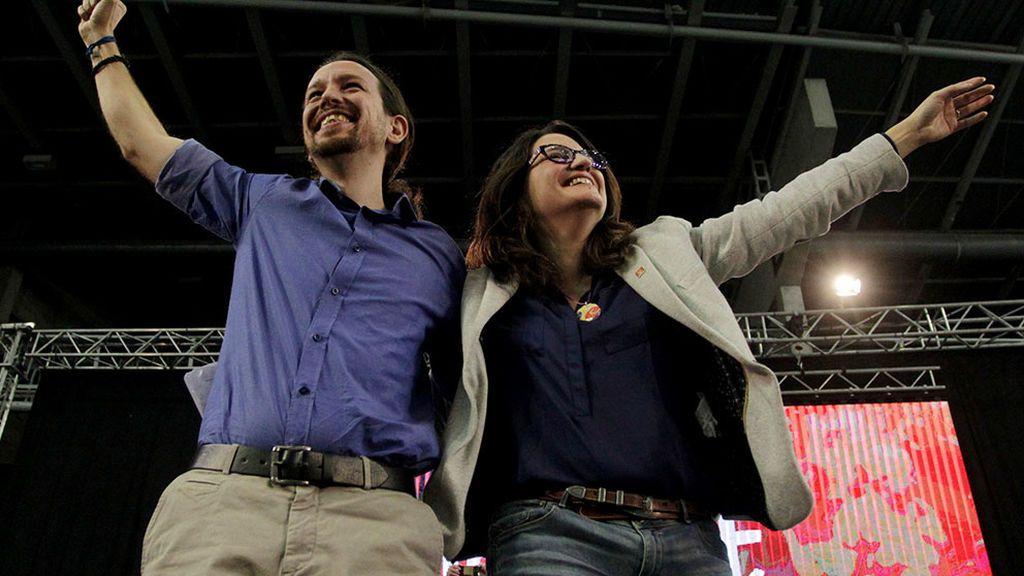 Mónica Oltra atrapada entre el pacto del Botánico y las elecciones del 10-N