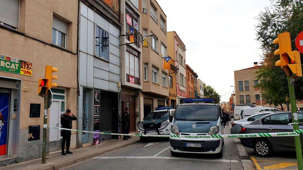 Dos de los miembros de los CDR reconocen ante la Guardia Civil la adquisición y las pruebas con explosivos