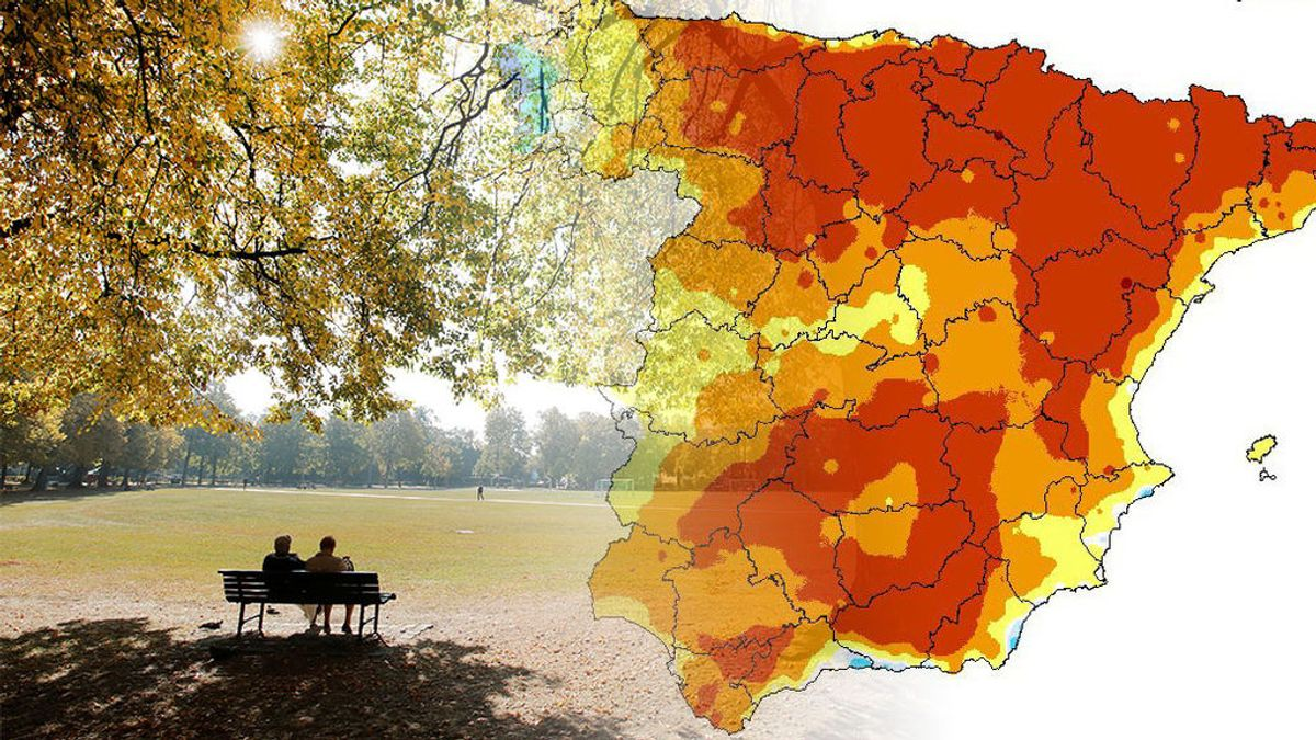 Bienvenido, veranillo de San Miguel: la segunda mitad de la semana será más calurosa de lo normal