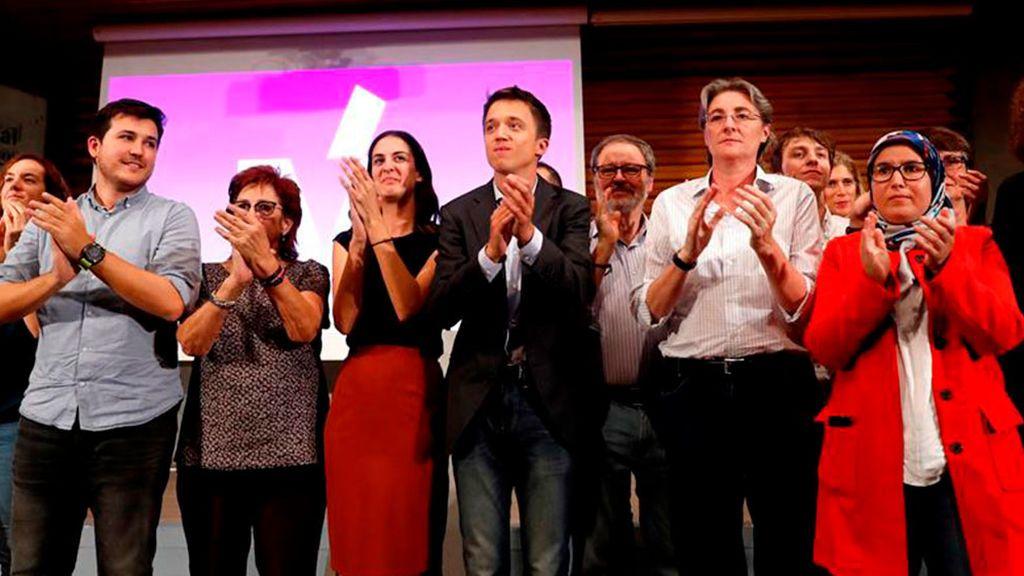 """Errejón promete que los votos de Más País estarán al servicio de un """"Gobierno progresista"""""""