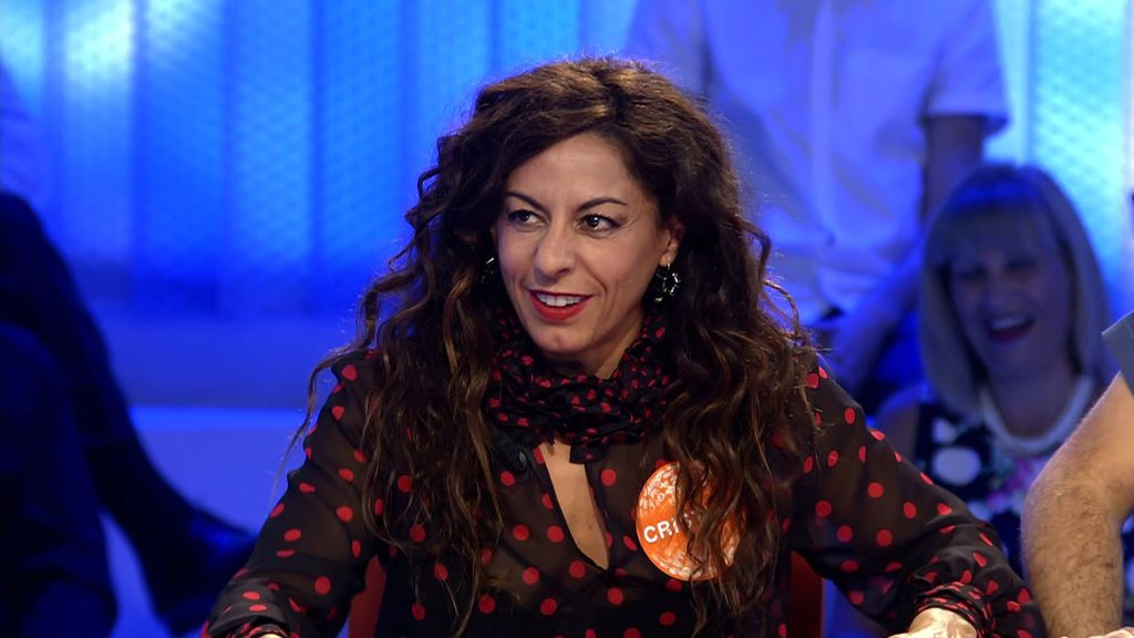 "Cristina Medina, pitonisa: ""Aplaude a Orestes antes de que termine la prueba"""