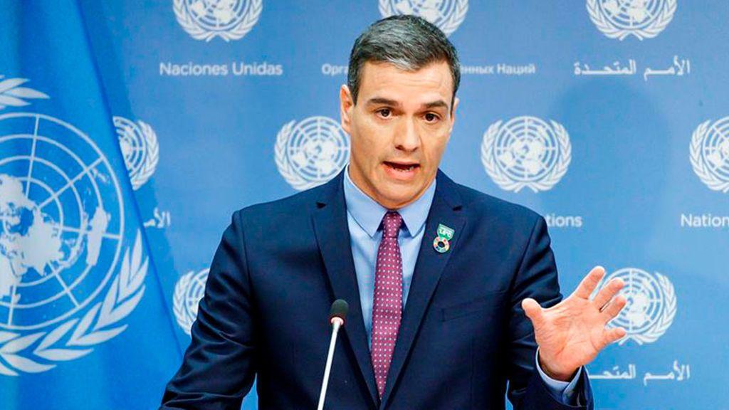 """Sánchez insta a Torra a condenar la violencia de grupos independentistas """"para evitar dudas"""""""