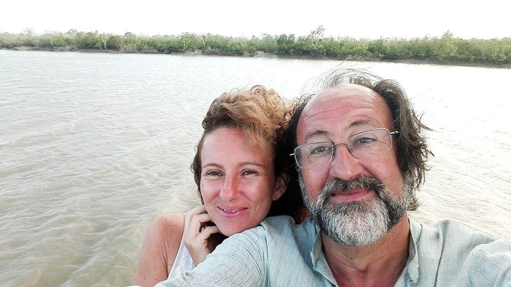 """""""Sin Mónica no habría podido superar el ictus"""""""