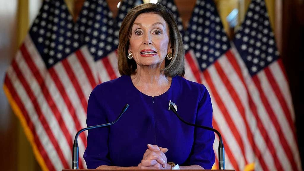 Pelosi anuncia impeachment Trump