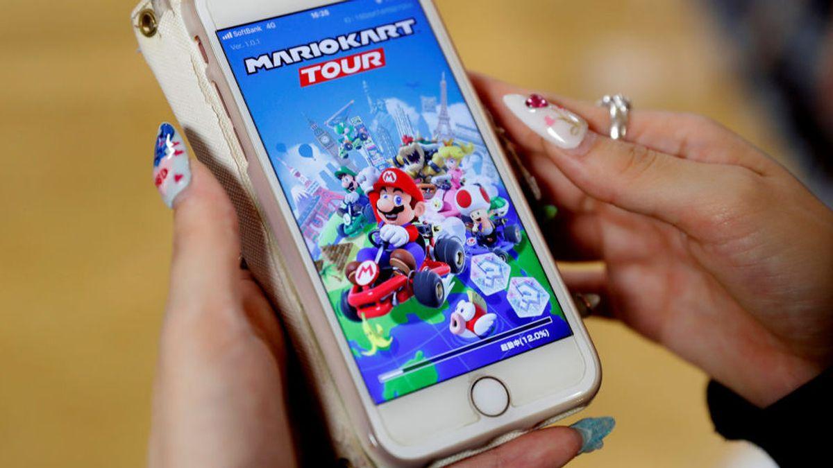 El lanzamiento del Mario Kart para móviles