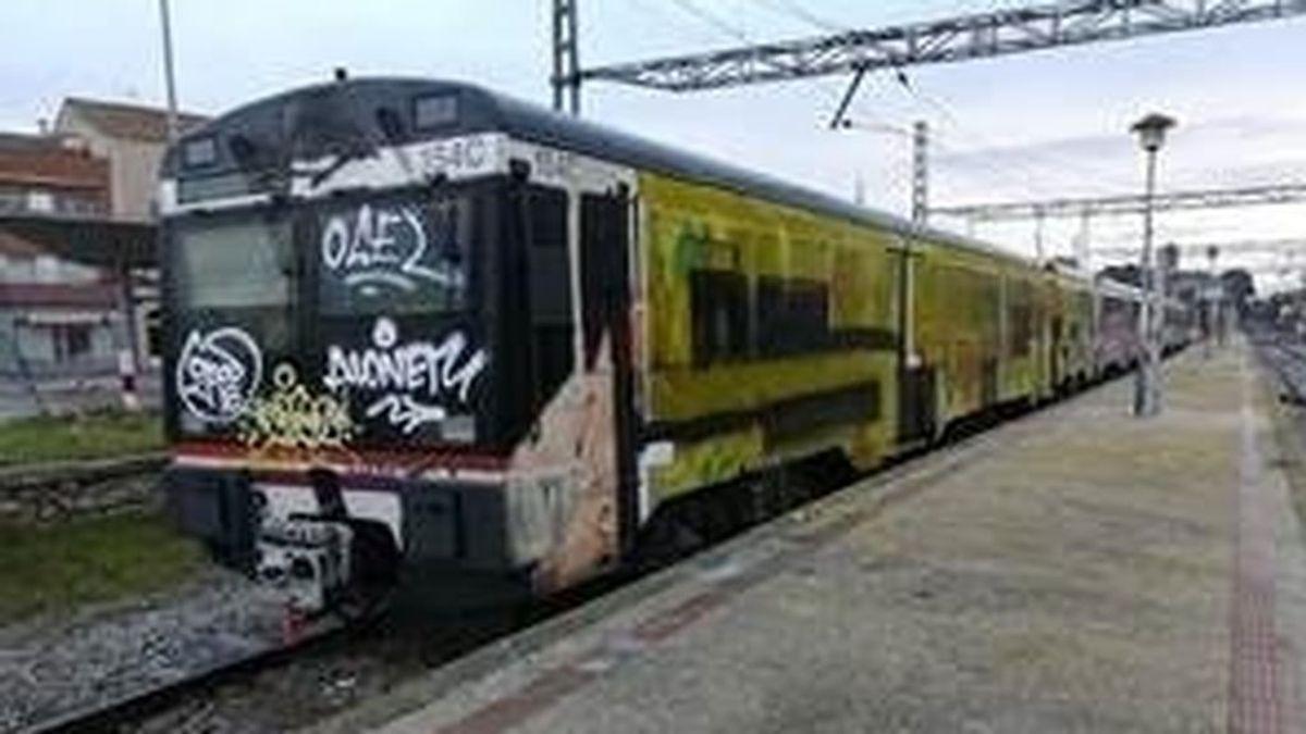 El vandalismo en los trenes de Barcelona cuesta al año 15 millones de euros