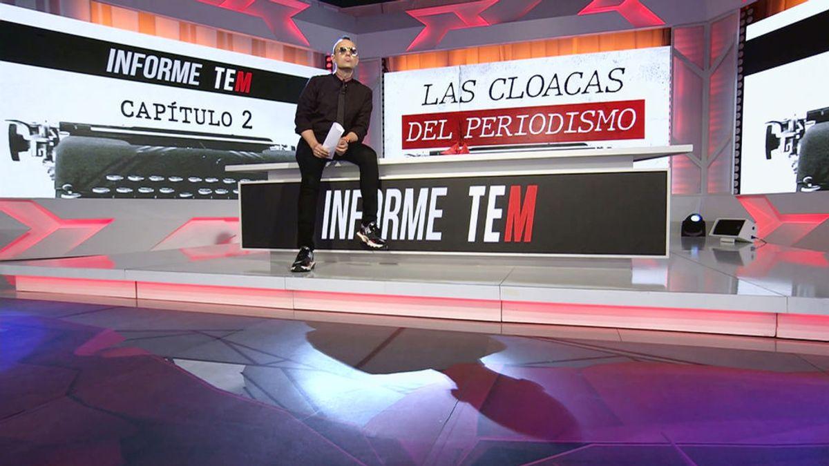 'Informe TEM: Las cloacas del periodismo 2' (25/09/19), completo y en HD