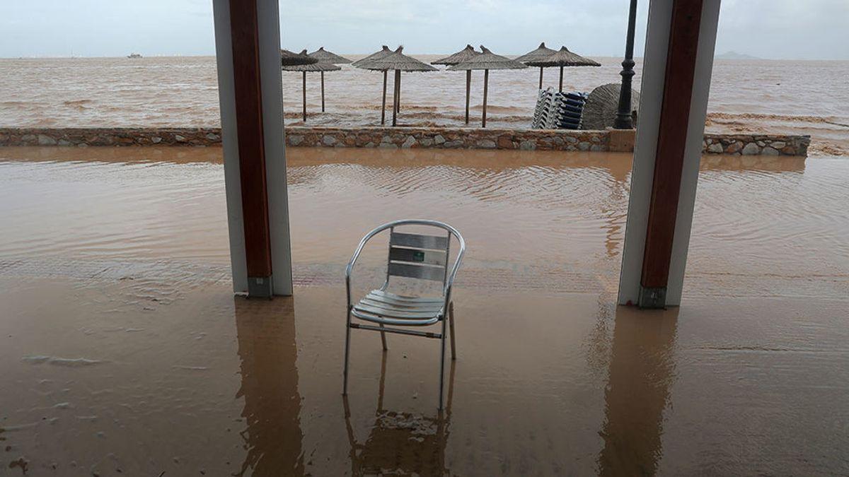Así afectará a España el aumento del nivel del mar y el deshielo