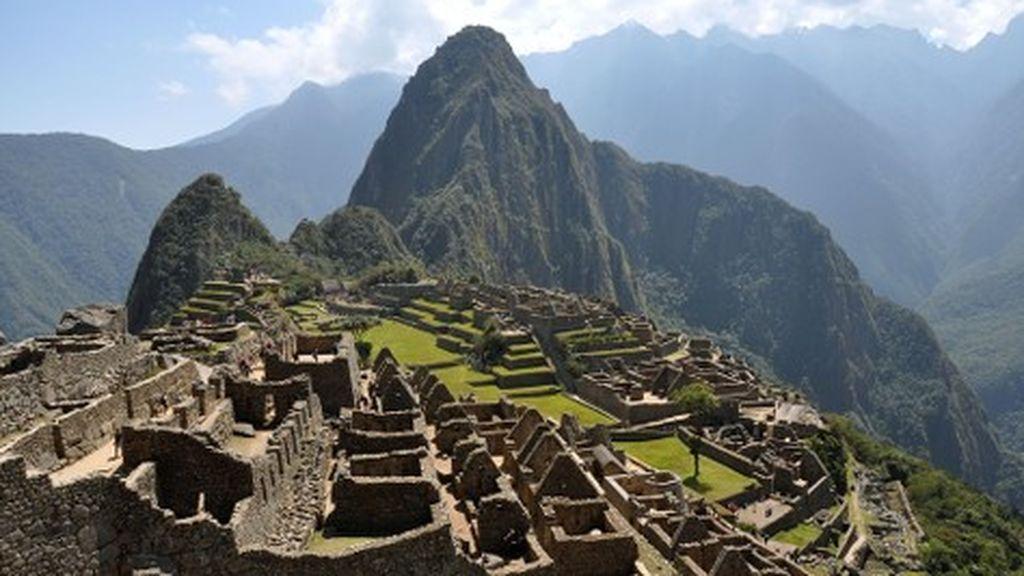 Los incas levantaron Machu Picchu sobre fallas intencionadamente