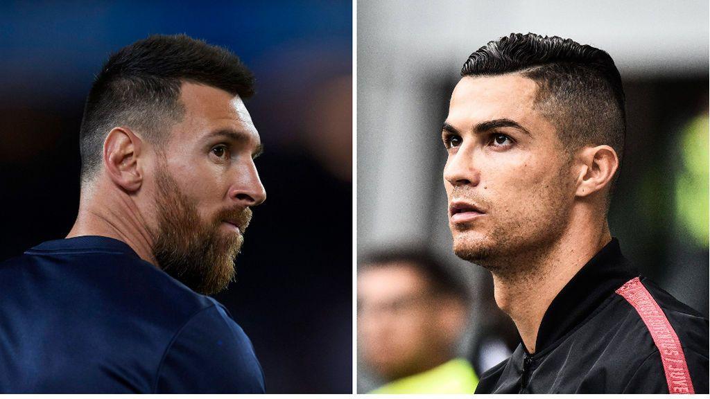 El peor inicio de Cristiano Ronaldo y Messi; llevan cinco y tres partidos, y suman dos goles entre ambos
