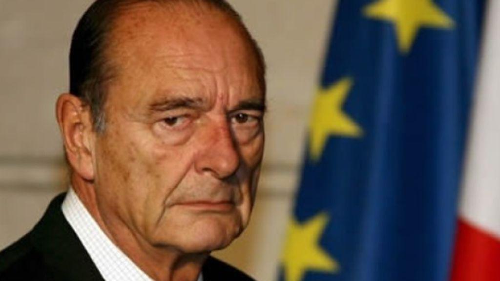 El expresidente francés Jacques Chirac ha fallecido a los 86 años