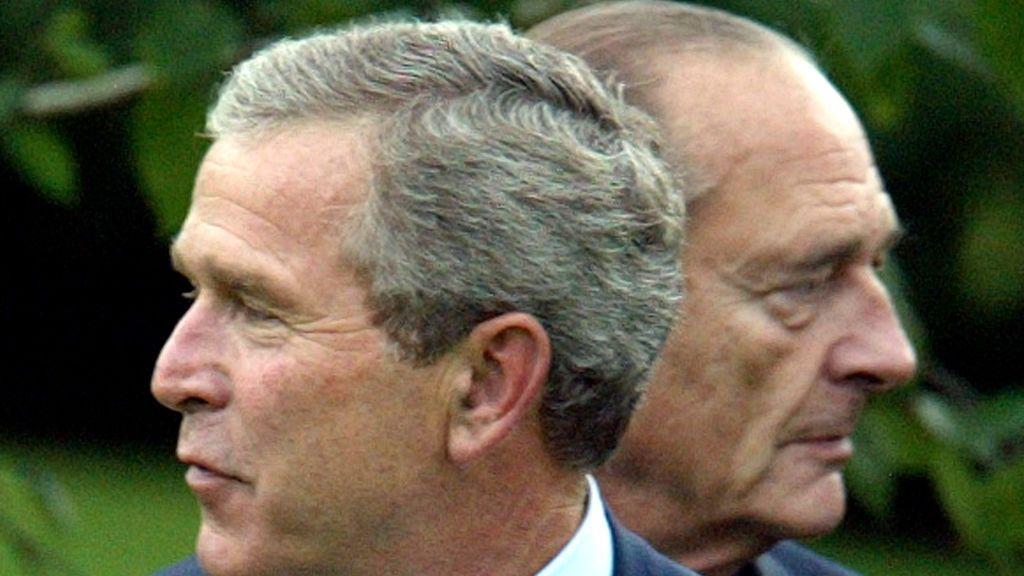 El hombre que dijo no a la guerra de Irak