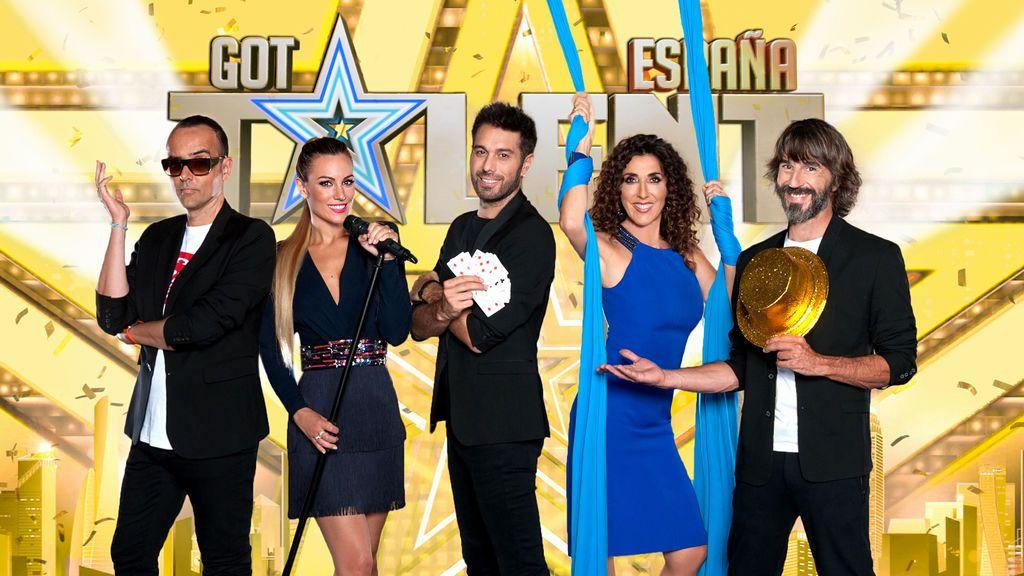 'Got Talent España' CincoMAS