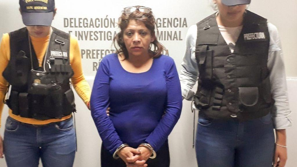 Detenida la mujer más buscada en Argentina: había hecho un ritual satánico descuartizando a un niño de 12 años