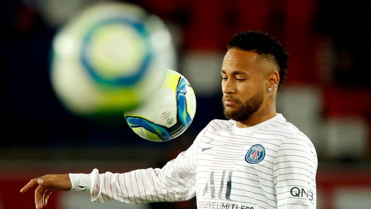 El PSG quiere firmar la paz con Neymar y le ofrecerá la renovación