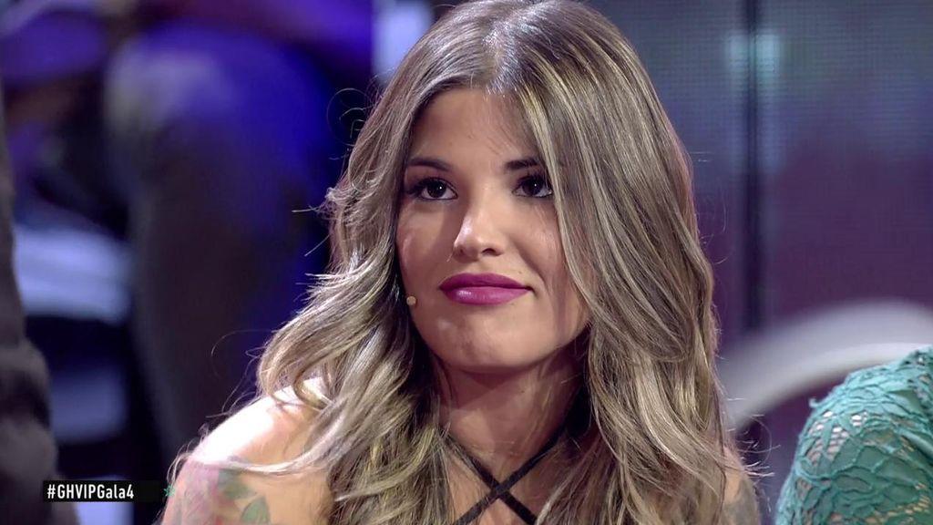 """Nuria habla de su relación con 'El Cejas': """"Duró cinco minutos"""""""