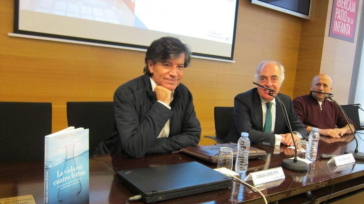 La revista Nature retira el 'Premio de tutoría' a Carlos López Otín