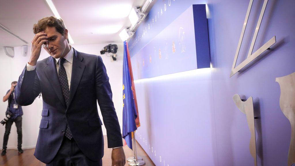 Rivera fulmina al 'número dos' de Ciudadanos en Euskadi por intentar formar una coalición con el PP