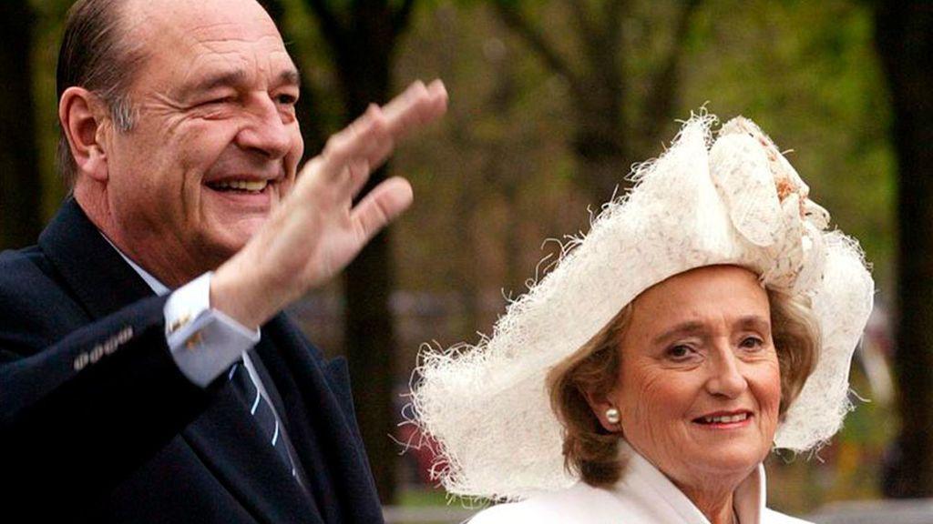 Bernadette Chirac, una primera dama nada convencional