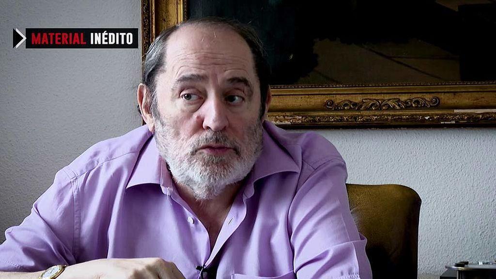"""Rodríguez Menéndez: """"La Dirección General de la Policía funcionaba como quería Villarejo, era intocable"""""""