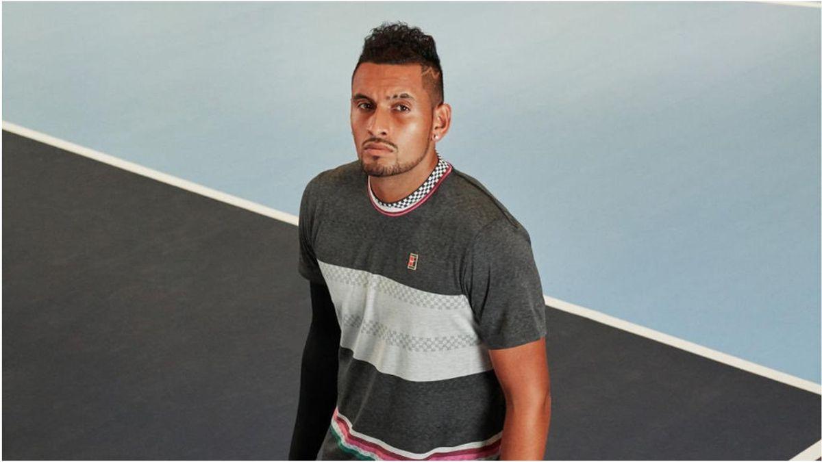 A Kyrgios se le acabó el 'show': O se porta bien o la ATP le sancionará 16 semanas sin jugar