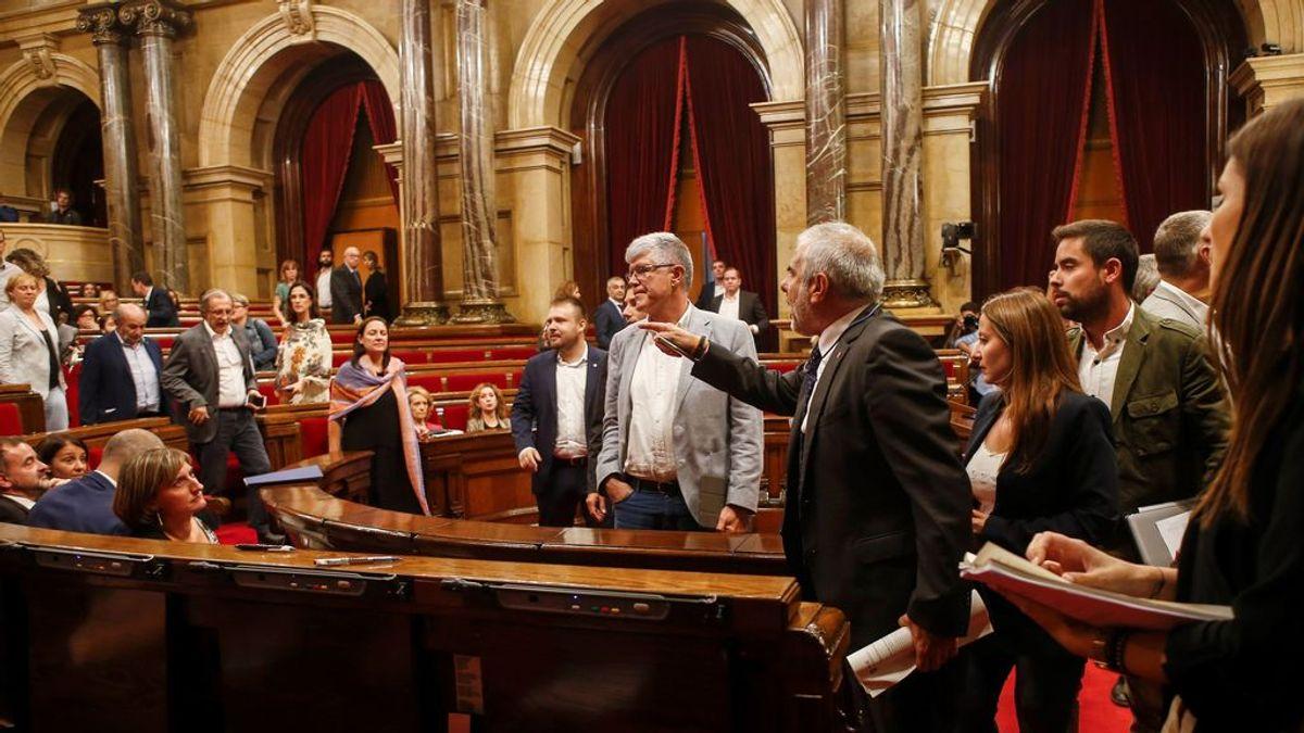 El Gobierno impugnará ante el TC la resolución del Parlamento catalán para que la Guardia Civil abandone Cataluña