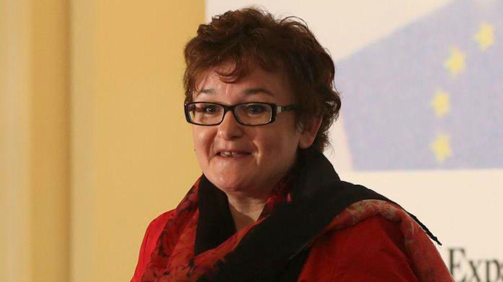 Dimite por sorpresa la alemana Sabine Lautenschläger del BCE