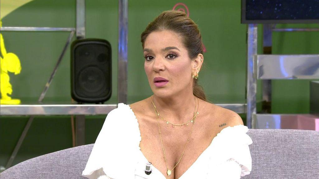 Raquel Bollo sobre las declaraciones de Chabelita
