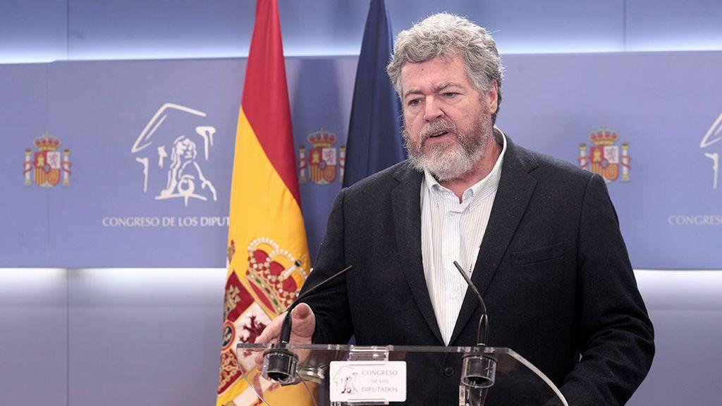 López de Uralde abandona Equo tras la decisión de las bases del partido de aliarse con Errejón