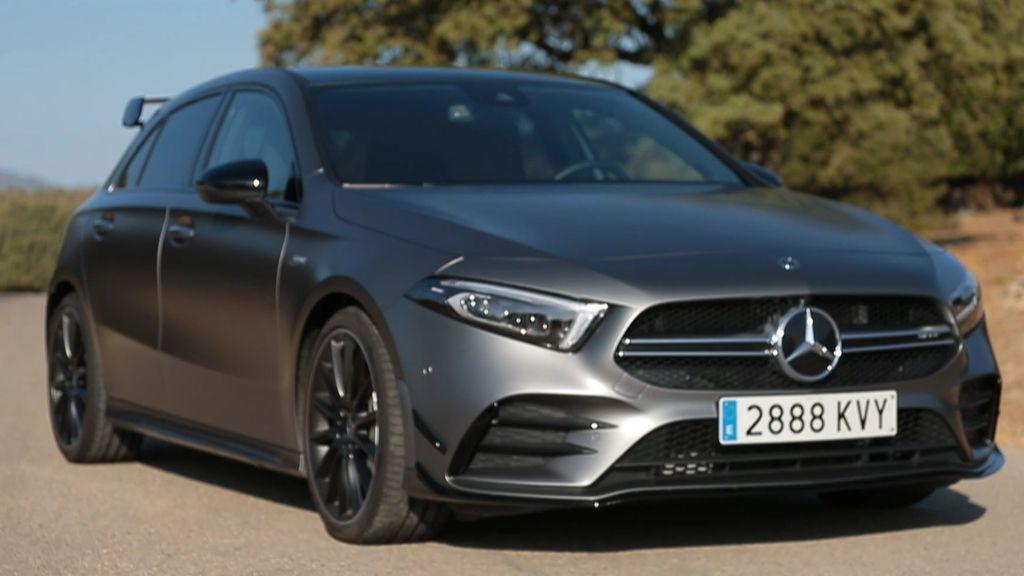 Analizamos las prestaciones del Mercedes Clase A