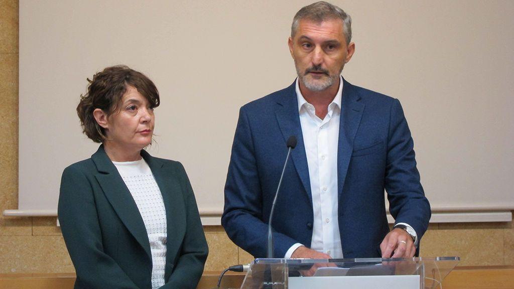 "Urralburu, líder de Podemos en Murcia, se va con Errejón: ""No me veía haciendo campaña por Iglesias"""