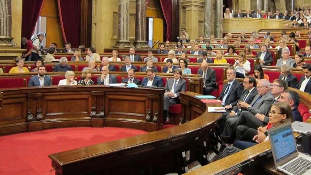El Supremo catalán juzgará a la anterior Mesa del Parlament por el 1-O del 19 al 22 de noviembre