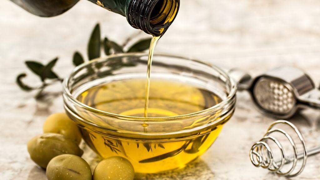 Cinco errores que cometes al utilizar el aceite de oliva