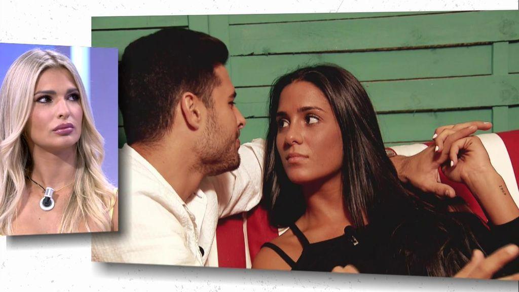 Última cita de Claudia y Miguel