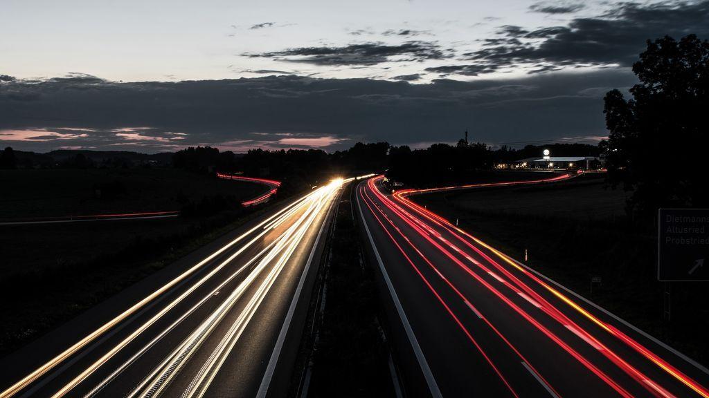 Límites de velocidad en las autopistas alemanas - Uppers