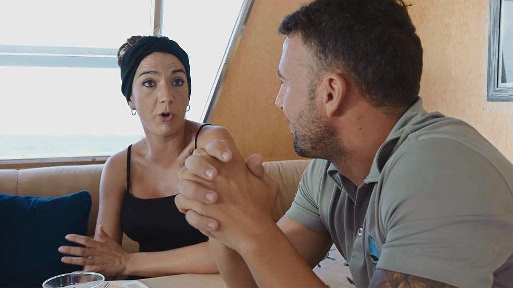 """Javi pide a Tamara que se baje del barco: """"Tú eres tú, pero a mí no me gustas"""""""