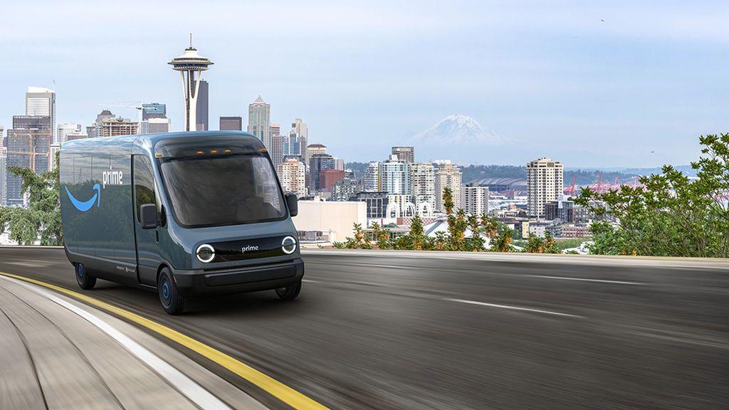 Amazon acaba de poner al fabricante de coches eléctricos Rivian en el mundo