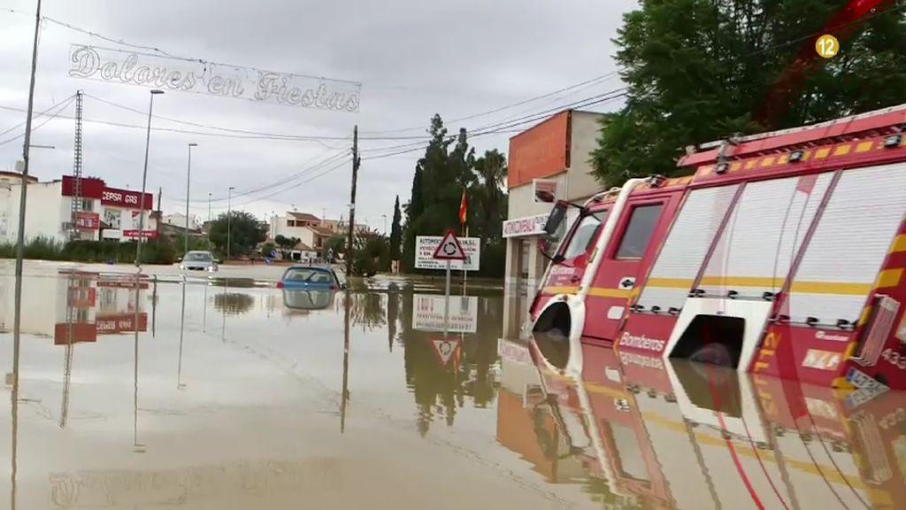 Catástrofes naturales, el miércoles